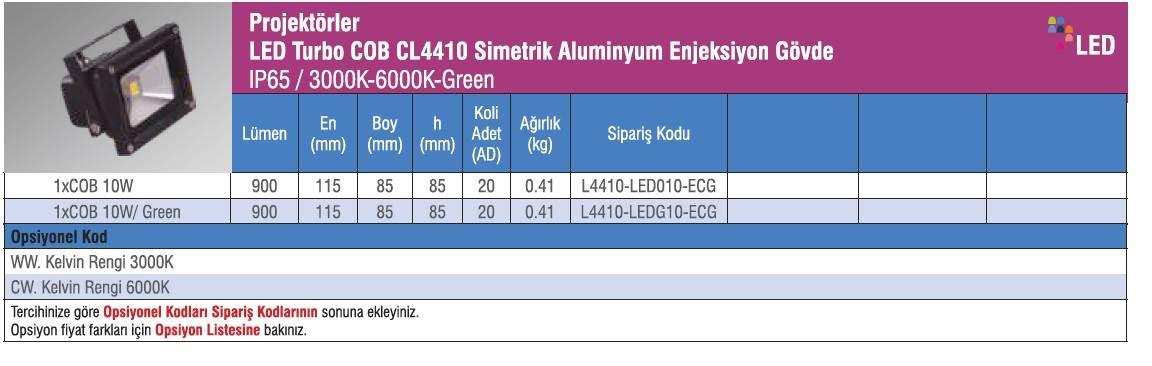 CL4410_urun_bilgisi