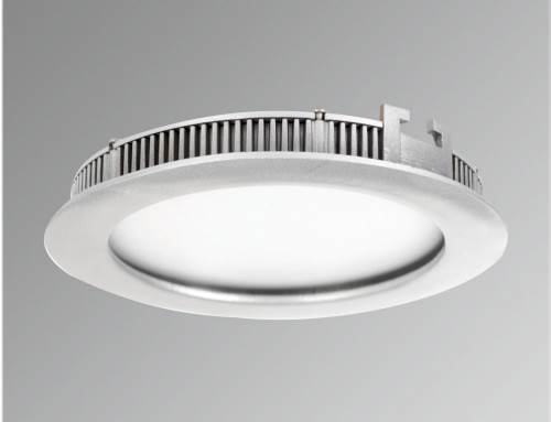 LED Ice CL1818Y Sıva Altı Yuvarlak Panel Downlight